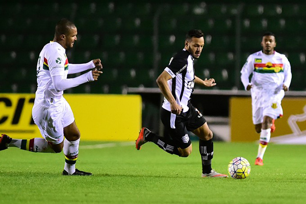 Figueirense derrota o Sampaio por 1 a 0, no Orlando Scarpeli e segue na Copa do Brasil