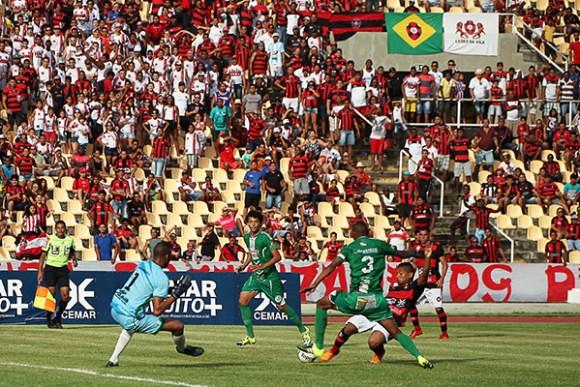 Moto recebe o juazeirense-BA, neste domingo, às 16h, no Estádio Castelão pelo Brasileirão Série D