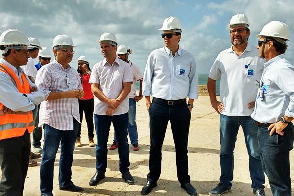 Obras são retomadas e novo Cais de Ribamar será inaugurado até o fim do ano