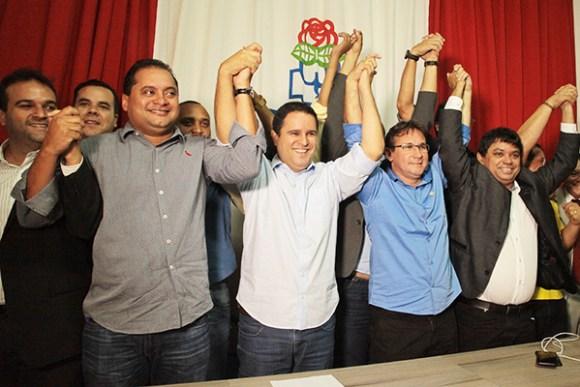 Professor Júlio Pinheiro será o vice de Edivaldo nas eleições para Prefeitura de São Luís