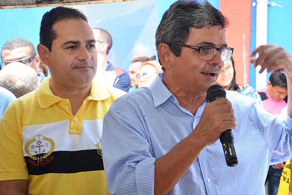 TRE confirma César Soares como vice de Filuca em Pinheiro