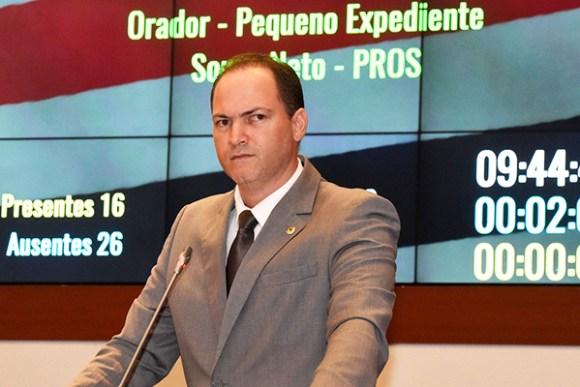 Sousa Neto critica falta de investimentos na segurança pública do Maranhão