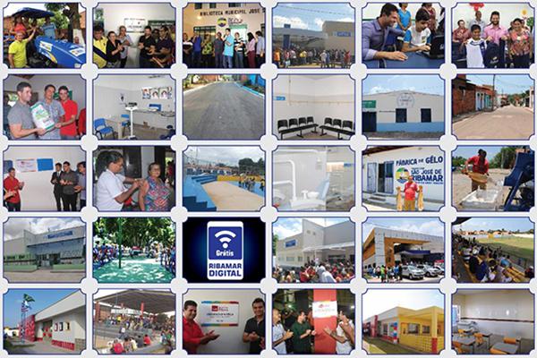 programação composta de atividades culturais, inaugurações de novas obras e lançamento de projeto na área digital e tecnológica.