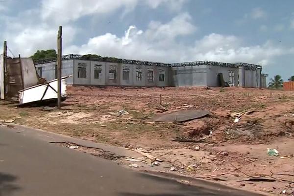 Obras de centros de hemodiálise estão paradas há dois anos no MA