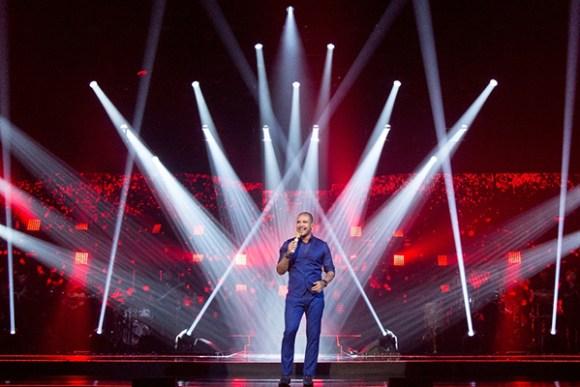 O cantor Diogo Nogueira se apresenta dia 23 de setembro, no Círculo Militar, na Avenida Litorânea