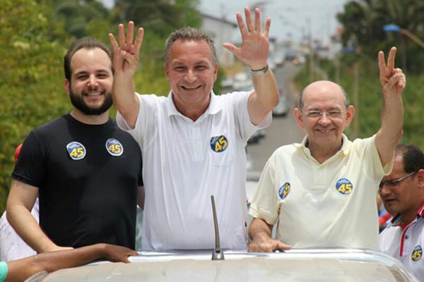Resultado de imagem para LUIS FERNANDO SILVA EUDES SAMPAIO