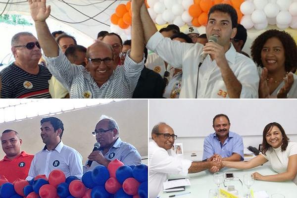 Vereador eleito Chaguinhas foi Eliziane Gama, depois Wellington do Curso e agora apoia o candidato Eduardo braide