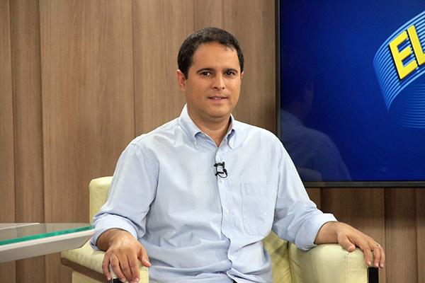 Prefeito Edivaldo Holanda Júnior (PDT) foi reeleito para mais quatro anos de mandato em São Luís