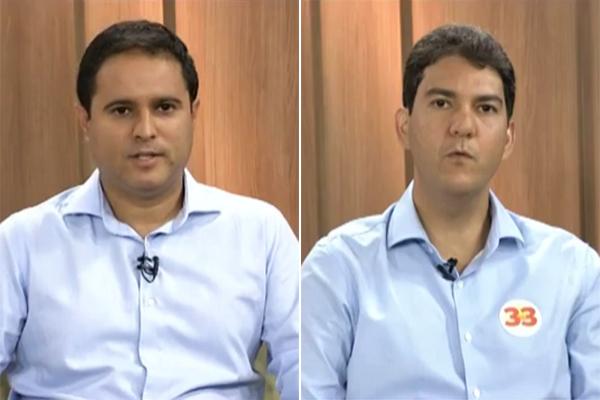 Eduvaldo Holanda Júnior e Eduardo braide serão entrevistados no JMTV 2ª edição