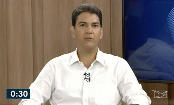 Candidato Eduardo Braide (PMN) discutiu durante 8 minutos as suas propostas na TV Mirante
