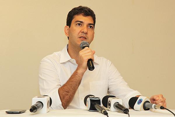 Candidato Eduardo Braide (PMN) disputará o segundo turno contra o prefeito Edivaldo Holanda Júnior