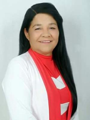 Vereadora Fátima Araújo (PCdoB)