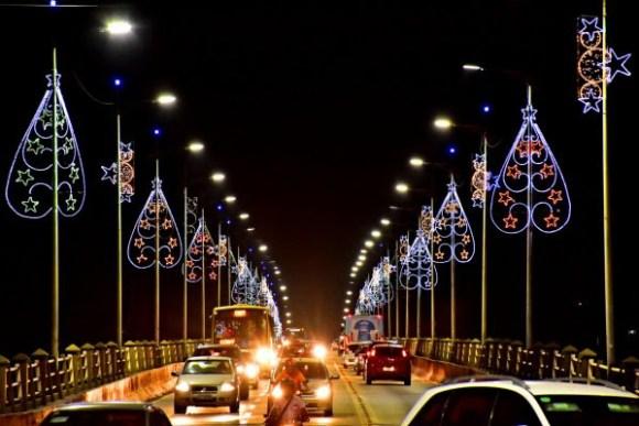São Luís entra no clima de Natal com decoração e programação promovida pela Prefeitura e Governo