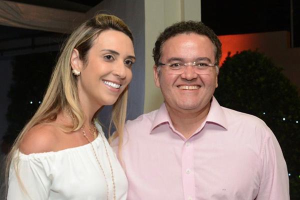 Deputada Andrea Murad prestigia confraternização Roberto Rocha