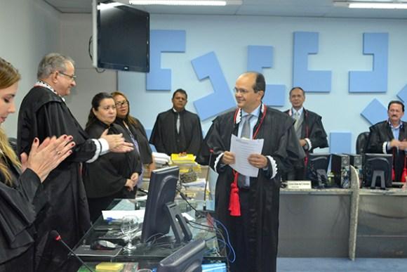 Caldas Furtado é eleito presidente do TCE-MA para o biênio 2017/18