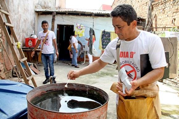 Prefeitura de São Luís vistoria mais de um milhão de imóveis com ações de combate ao Aedes aegypti