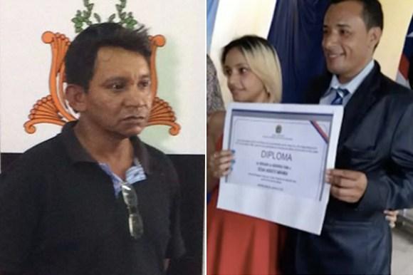 Vereador José Gomes é suspeito de mandar matar o vereador eleito César Augusto Miranda