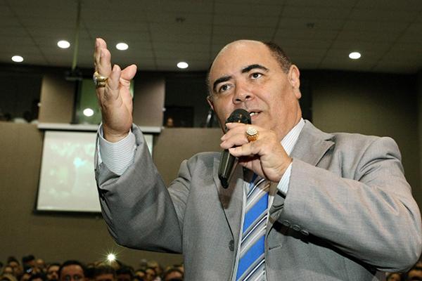 Vereador Astro de Ogum presidirá a Câmra de São Luís no biênio 2017/2018