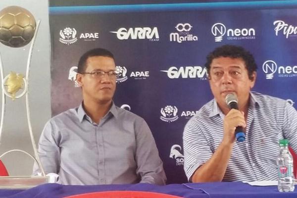 Novo treinador do Maranhão, Cleibson Ferreira esteve no Miguelense-AL