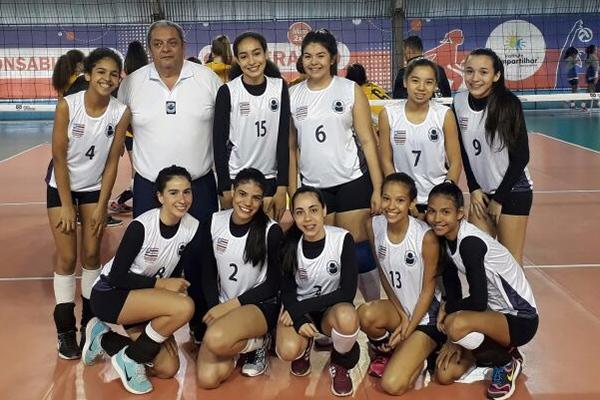 O Maranhão é finalista no voleibol infantil feminino e masculino 56f6bae32b56f