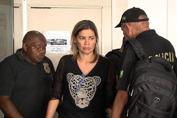 RosangelaCurado - DESVIOS NA SAÚDE: Justiça nega pedido para liberar Rosângela Curado da cadeia - minuto barra