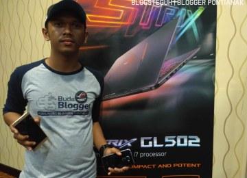 ASUS ROG Strix GL502VS, Notebook Impian Para Gamers