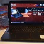 Asus X550IU, Notebook Gaming Berbasis AMD Polaris