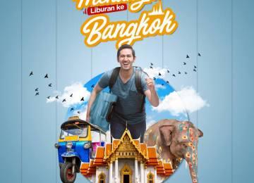 Itinerary Liburan ke Bangkok Bersama AirAsiaGO #AAGOMakeItReal!