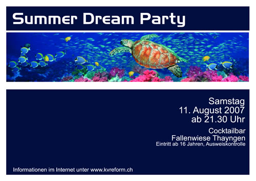 Summer Dream Party