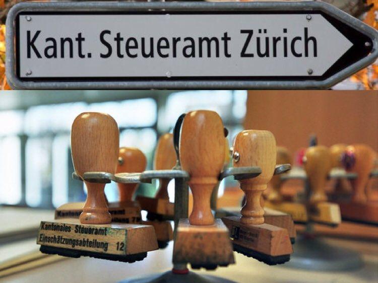Steueramt Zürich passt die Startup Besteuerung wieder an