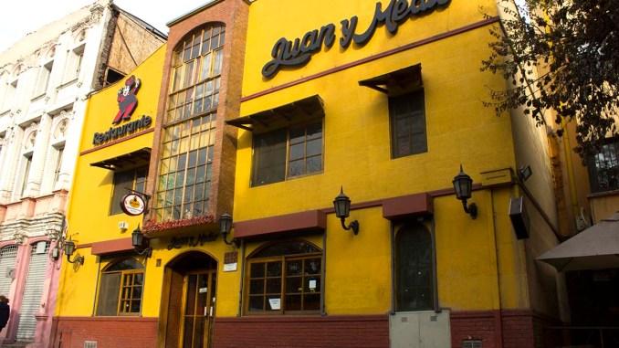 restaurante Juan y Medio