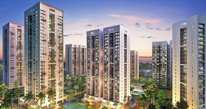 Godrej Active: Big apartments with excellent features in Pune from Godrej Properties
