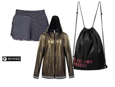 Renner aposta em peças para o Streetwear