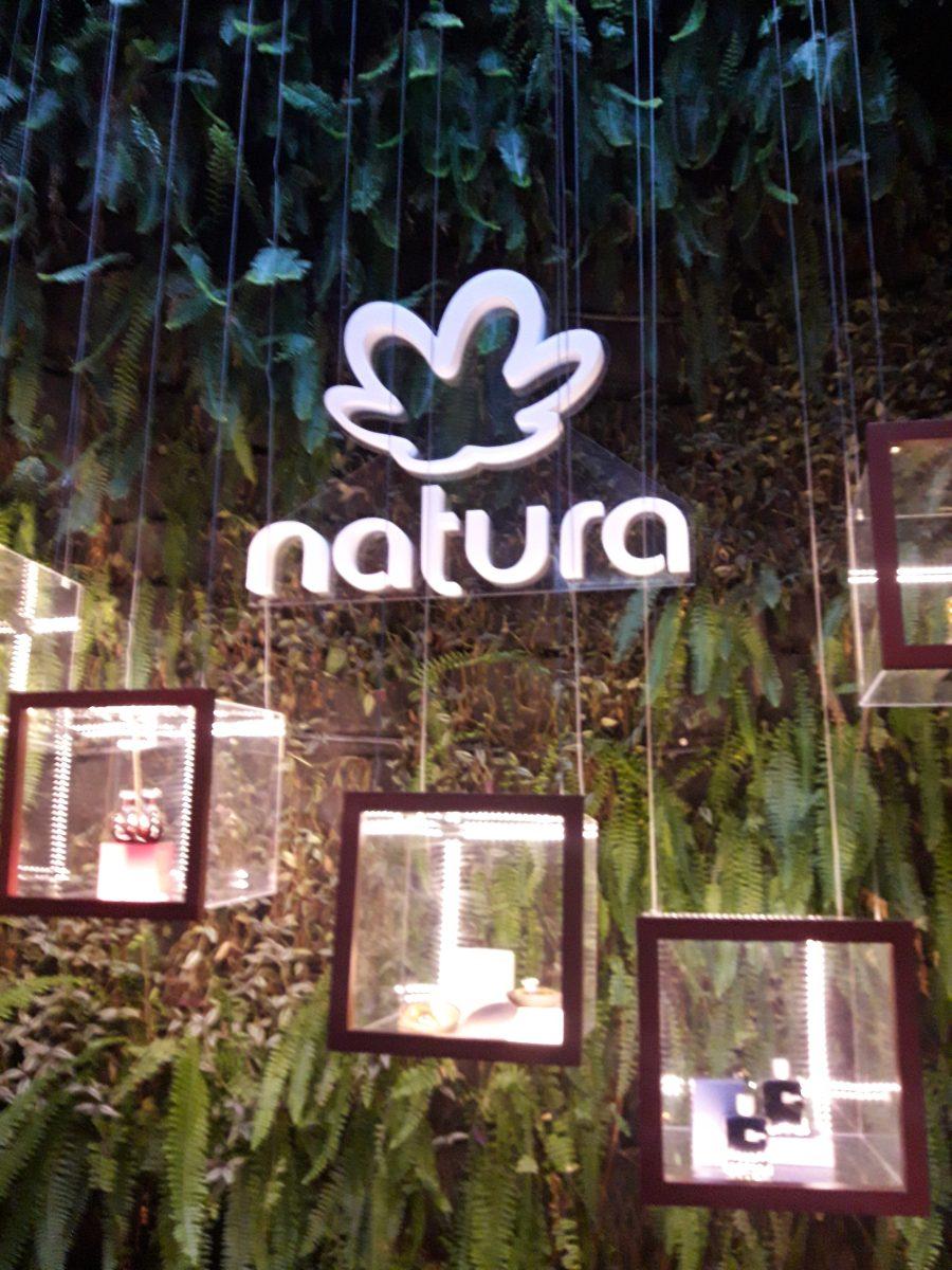 Natura comemora com festa ano de sucesso
