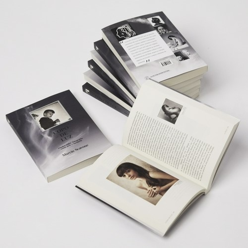 Marcio Scavone lança  livro Copo de Luz