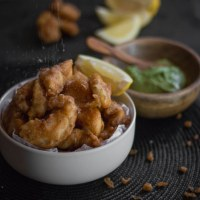 Beer Battered Fish Fingers