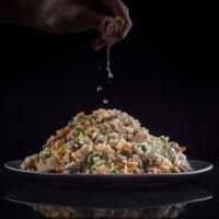 Brown Fried Rice Meal Prep