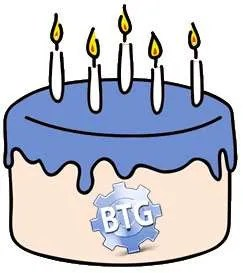 BTG Turns Four Years Old