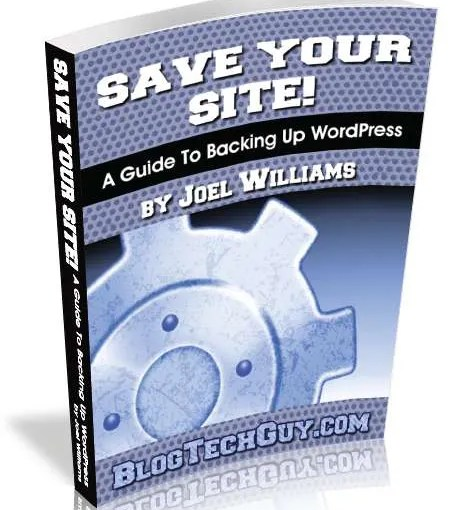 Save Your Site! A Guide To Backing Up WordPress