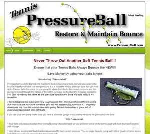 Client Spotlight: Pressure Ball
