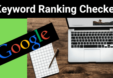 Best keyword ranking checker free