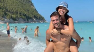 """Rosalinda Cannavò e Andrea Zenga, il messaggio positivo oltre le apparenze: """"Goffi, imbranati… ma felici!"""" – FOTO"""