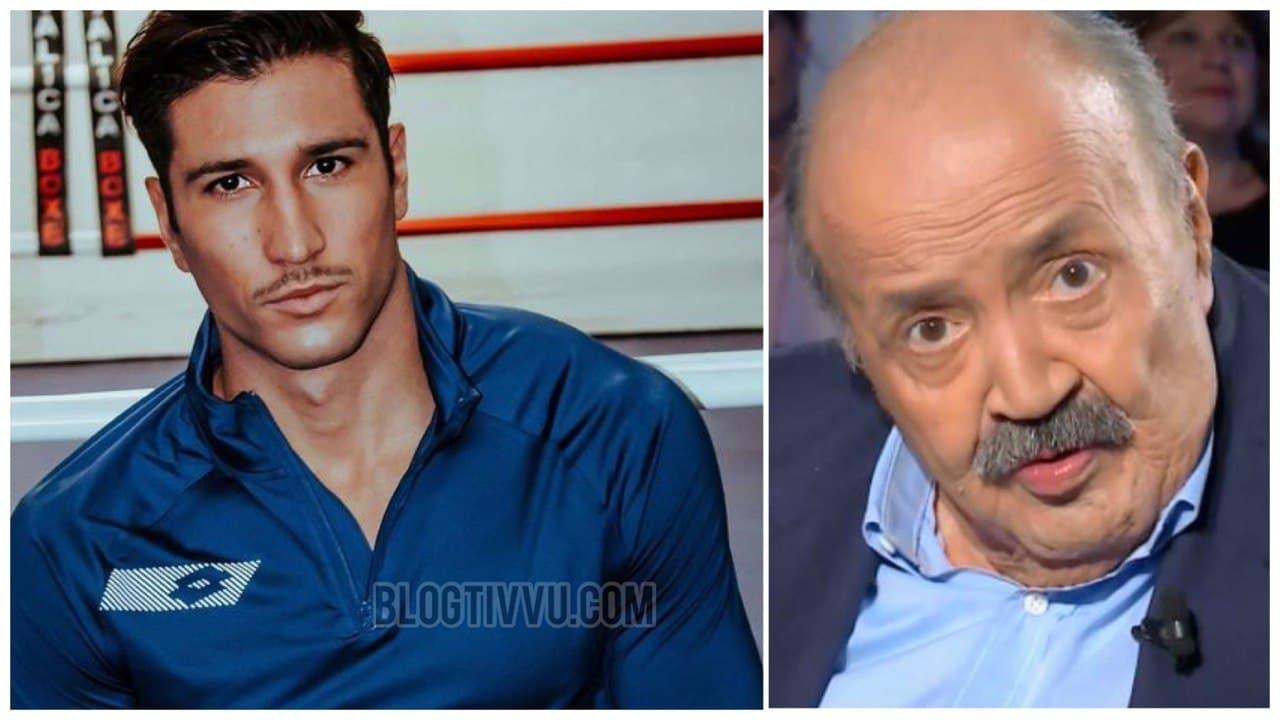 """Maurizio Costanzo """"demolisce"""" Gianmarco Onestini: ecco cosa ne pensa della sua carriera in TV"""