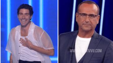 """Tommaso Zorzi attacca Tale e Quale Show e parla della questione """"blackface"""" – VIDEO"""