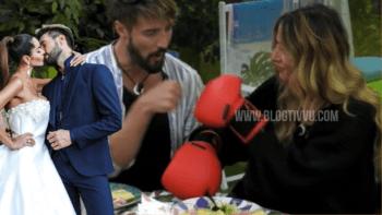 Delia Duran smorza il feeling tra Soleil Sorge e Alex Belli al Grande Fratello Vip: fan lanciano la ship e nascono i #Solex