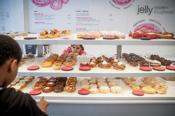Jelly Modern Doughnuts