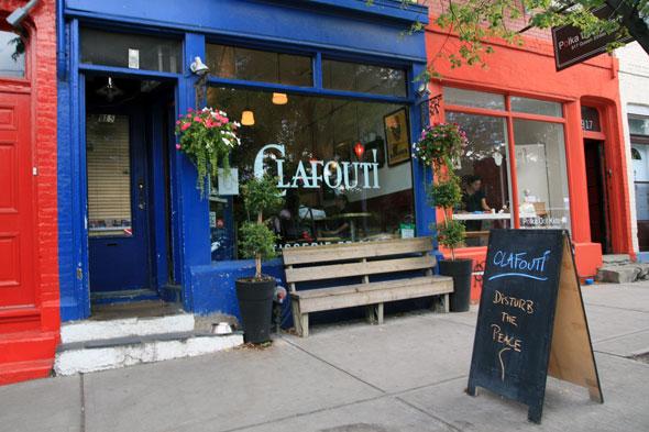 Clafouti Toronto