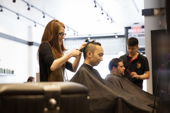 ManCave Barbers Lounge BlogTO Toronto