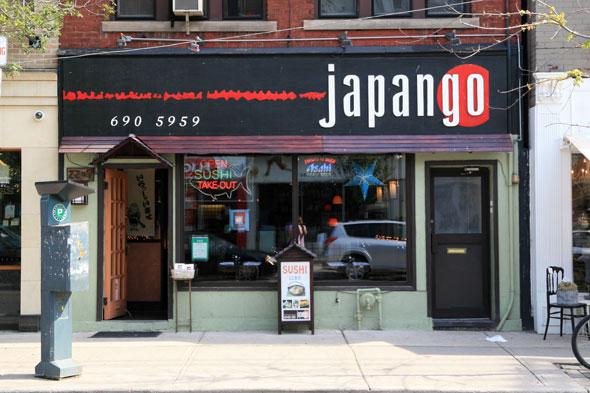 Sushi Restaurants Yonge And Eglinton