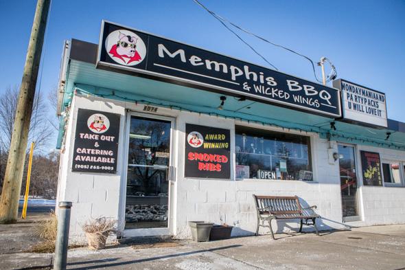 Memphis Bbq Restaurants